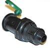 Клапан быстрого доступа пластиковый Rain Bird P-33 гидрант 3/4