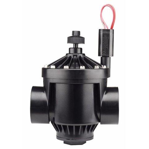 "Магнитный клапан Hunter PGV-201 B 2"" с регулятором расхода"