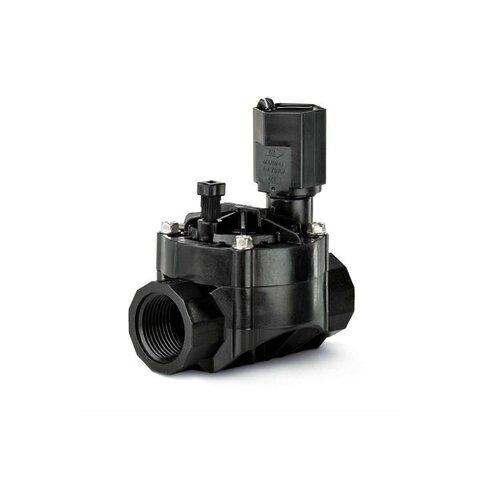 """Клапан электромагнитный Rain Bird 100-HVF, 1""""ВР, 24В, пластиковый, регул. потока"""