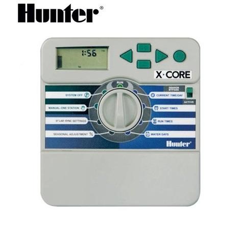 Контроллер Hunter XC-201i-E 2 зоны внутренний с трансформатором