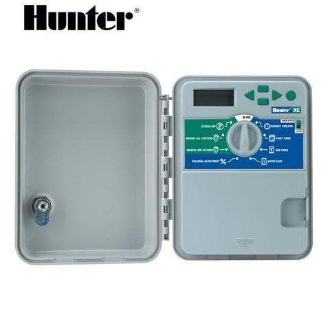 Контроллер Hunter XC-401-E (4 станции) наружный