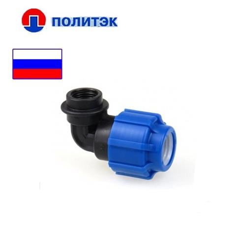 """Отвод 25х1"""" внутренняя резьба ТПК"""