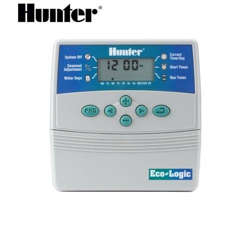 Контроллер Hunter ELC-401-iE 4 зоны внутренний, 230В трансформатор (Эколоджик)