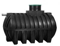 Емкость АКВАТЕК накопительная подземная AquaStore-5 (AS-5)-5000 л черная