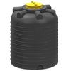 Емкость 3000 литров для полива на даче черная