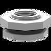Фитинг 40 мм пластиковый 1 1/4 дюйм внутренняя резьба