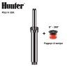 Дождеватель Hunter PSU-04 с соплом форсункой A10  0-360 (радиус 3 м)