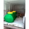 Емкость 3000 литров горизонтальная