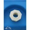 Фитинг для ёмкости 1 1/2 (40 мм) белый