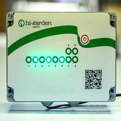 Контроллер Aquarius на 10 зон Уличный с wi-fi управление интернет приложение
