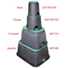 Клапанный бокс Irritrol mini EU-HCS  для э/м клапанов мини HERCULES