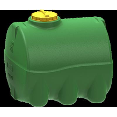 Емкость 2000 литров горизонтальная