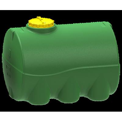 Емкость 5000 литров горизонтальная