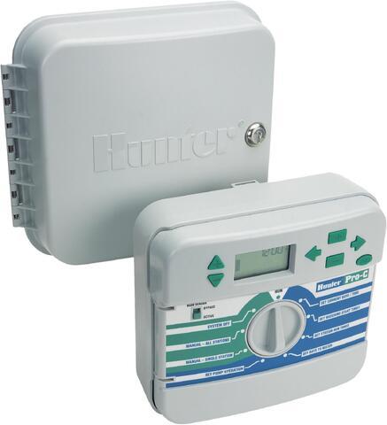 Контроллер Hunter РСС-1201-i-E управления на 12 зон, комнатный
