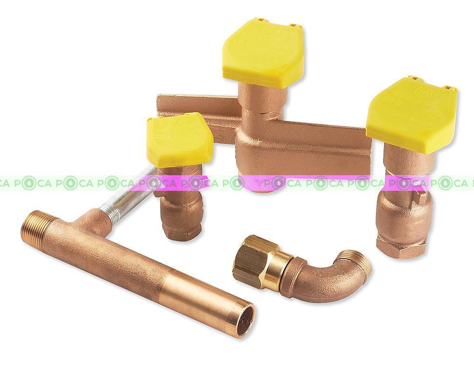 Ключ для поливочного гидранта Rain Bird 55K1 BSP, 5LRC латунь