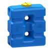 Емкость прямоугольная 1500 литров (синяя)
