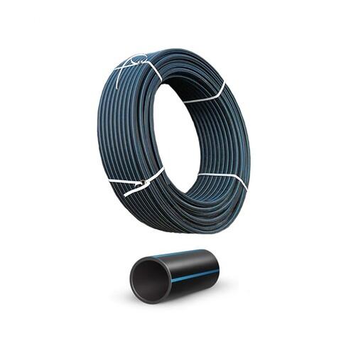 Труба ПНД ПЭ80 SDR13,6 d 50х3,7 мм